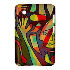 Colorful dream Samsung Galaxy Tab 2 (7 ) P3100 Hardshell Case