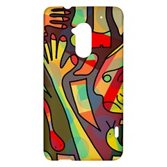 Colorful dream HTC One Max (T6) Hardshell Case