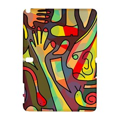 Colorful dream Samsung Galaxy Note 10.1 (P600) Hardshell Case