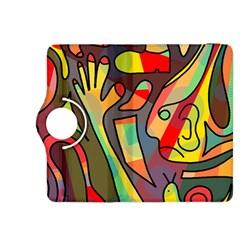 Colorful dream Kindle Fire HDX 8.9  Flip 360 Case