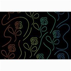 Floral pattern Collage Prints