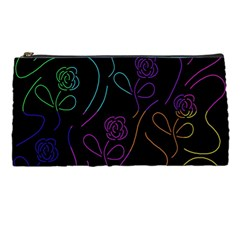 Flowers - pattern Pencil Cases
