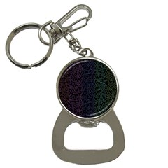Colorful elegant pattern Bottle Opener Key Chains