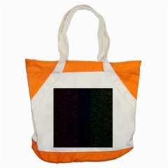 Colorful elegant pattern Accent Tote Bag