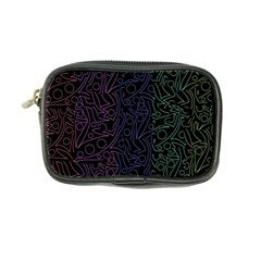 Colorful elegant pattern Coin Purse