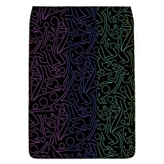 Colorful elegant pattern Flap Covers (S)