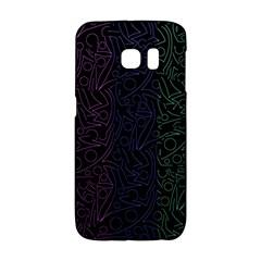 Colorful elegant pattern Galaxy S6 Edge