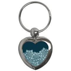 Flower Light Star Key Chains (Heart)