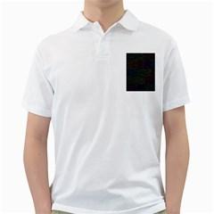 Colorful pattern Golf Shirts