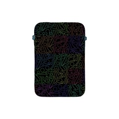 Colorful pattern Apple iPad Mini Protective Soft Cases