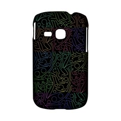 Colorful pattern Samsung Galaxy S6310 Hardshell Case