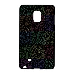 Colorful pattern Galaxy Note Edge