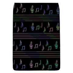 Music pattern Flap Covers (S)