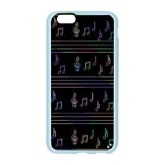 Music pattern Apple Seamless iPhone 6/6S Case (Color)
