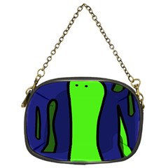 Green snakes Chain Purses (One Side)