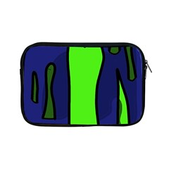 Green snakes Apple iPad Mini Zipper Cases