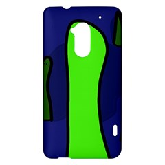 Green snakes HTC One Max (T6) Hardshell Case