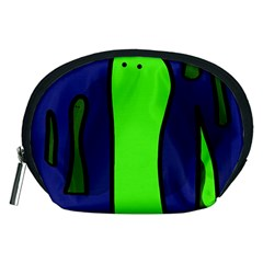Green snakes Accessory Pouches (Medium)