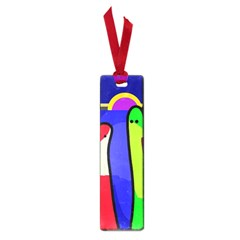 Colorful snakes Small Book Marks