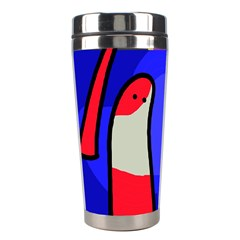 Colorful snakes Stainless Steel Travel Tumblers