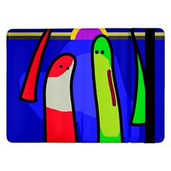Colorful snakes Samsung Galaxy Tab Pro 12.2  Flip Case