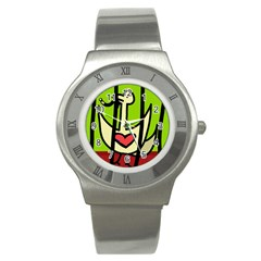 Duck Stainless Steel Watch