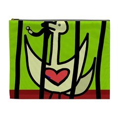 Duck Cosmetic Bag (XL)