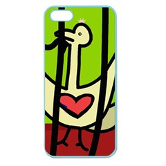 Duck Apple Seamless iPhone 5 Case (Color)