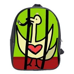 Duck School Bags (XL)
