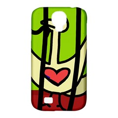 Duck Samsung Galaxy S4 Classic Hardshell Case (PC+Silicone)