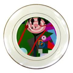 Party Porcelain Plates
