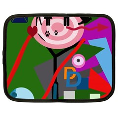 Party Netbook Case (Large)