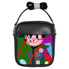 Party Girls Sling Bags