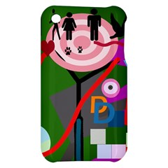 Party Apple iPhone 3G/3GS Hardshell Case