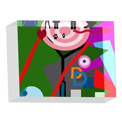 Party 5 x 7  Acrylic Photo Blocks