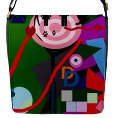 Party Flap Messenger Bag (S)