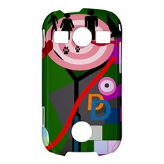 Party Samsung Galaxy S7710 Xcover 2 Hardshell Case