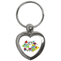 Catch me Key Chains (Heart)