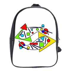 Catch me School Bags(Large)