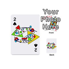 Catch me Playing Cards 54 (Mini)