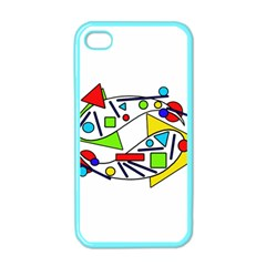 Catch me Apple iPhone 4 Case (Color)