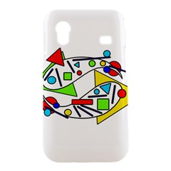 Catch me Samsung Galaxy Ace S5830 Hardshell Case