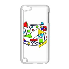 Catch me Apple iPod Touch 5 Case (White)