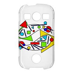 Catch me Samsung Galaxy S7710 Xcover 2 Hardshell Case