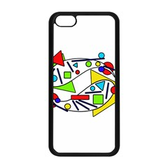 Catch me Apple iPhone 5C Seamless Case (Black)