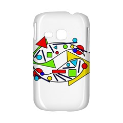 Catch me Samsung Galaxy S6310 Hardshell Case