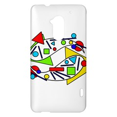 Catch me HTC One Max (T6) Hardshell Case