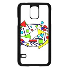 Catch me Samsung Galaxy S5 Case (Black)