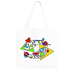 Catch me Grocery Light Tote Bag
