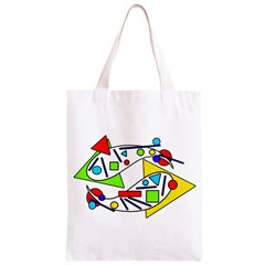 Catch me Classic Light Tote Bag